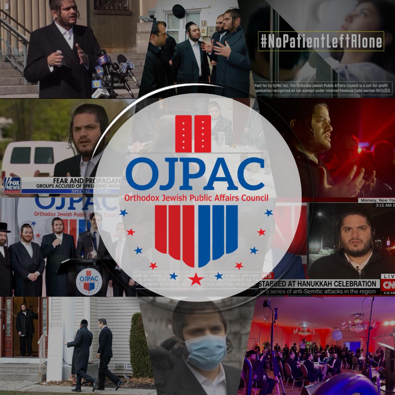 VIDEO: OJPAC Presser Regarding Cuomo's Rhetoric on COVID-19 and Orthodox Jews