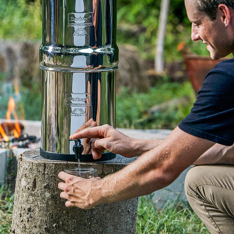 a berkey water filtration system
